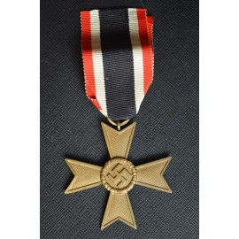 War Merit Cross 2nd Class without Swords marked 50 by Karl Gschiermeister.