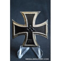 Iron Cross First Class 1914 by Wilhelm Deumer.