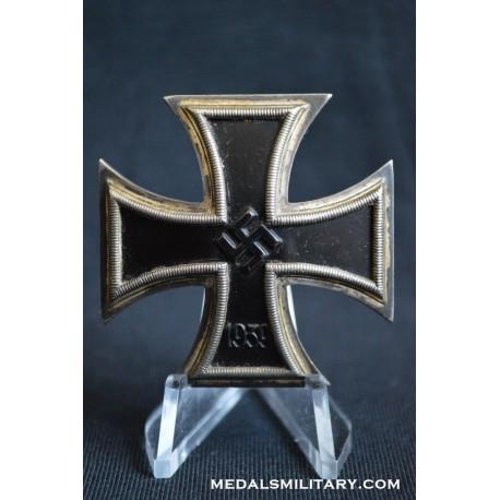 Iron Cross First Class 1914 by Wilhelm Deumer.