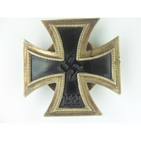 IRON  CROSS FIRST CLASS 1939 BY JUNCKER