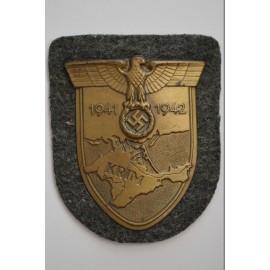 Krim Campaign Shield Wehrmacht.