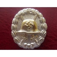 Wound Badge Silver Lgion Condor mint