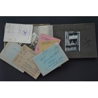 A SECOND WORLD WAR GERMAN PHOTO ALBUM.