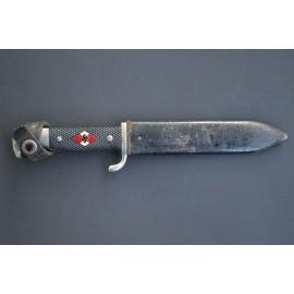 HJ Knive by M7 /80 maker Gustav C. Spitzer, Solingen.