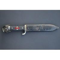 HJ Knive markd RZM 7/36 maker E. & F. Horster, Solingen.