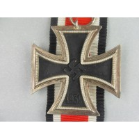 Iron Cross Second Class 1939 of maker S. Jablonski